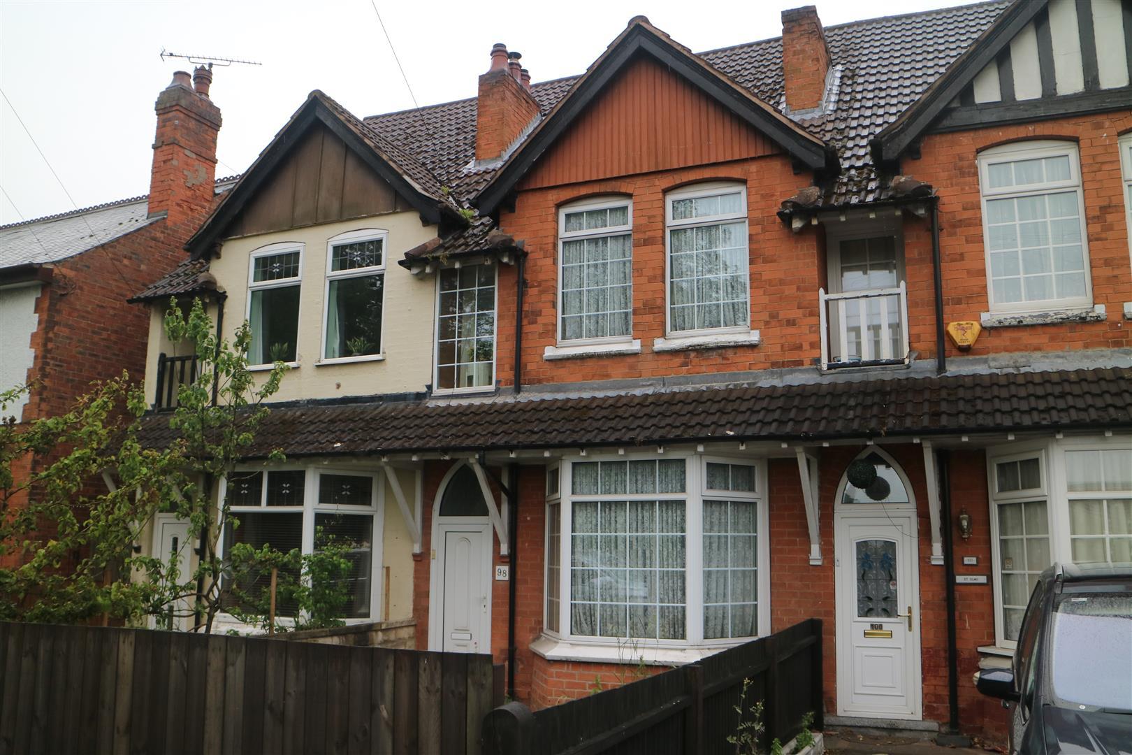 Alfreton Road Sutton-In-Ashfield NG17 1FQ